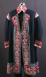 Photograph of Mi'kmaq ceremonial robes